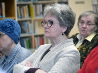 005 Emakeelepäeva konverents Rahvusraamatukogus. Foto: Urmas Saard