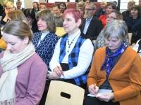 007 Emakeelepäeva konverents Rahvusraamatukogus. Foto: Urmas Saard