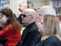 008 Emakeelepäeva konverents Rahvusraamatukogus. Foto: Urmas Saard