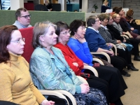013 Emakeelepäeva konverents Rahvusraamatukogus. Foto: Urmas Saard