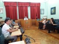 003 Erasmus+ projektiga Küprosel. Foto: Kersti Jürgenson