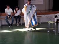 006 Erasmus+ projektiga Küprosel. Foto: Kersti Jürgenson