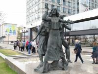 010 Esimene pikk päev Minskis. Foto: Urmas Saard
