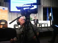 008 Euroopa Liidu eesistujariigi peakorteris. Foto: Urmas Saard
