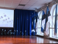 003 EV 101 kontsertetendusega Sindi gümnaasiumis. Foto: Urmas Saard