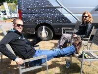 007 Grillfest Pärnus kaheksandat korda, ettevalmistus. Foto: Urmas Saard