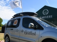 011 Grillfest Pärnus kaheksandat korda, ettevalmistus. Foto: Urmas Saard