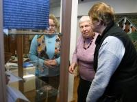 006 Heldor Kääratsiga Seljametsa muuseumis. Foto: Urmas Saard