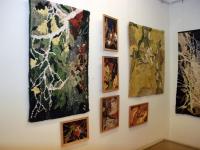 001 Helgi Tuul 70, näituse avamine Sindis. Foto: Urmas Saard