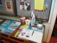 005 Helgi Tuul 70, näituse avamine Sindis. Foto: Urmas Saard
