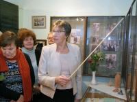 020 Helgi Tuul 70, näituse avamine Sindis. Foto: Urmas Saard