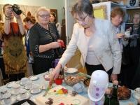 039 Helgi Tuul 70, näituse avamine Sindis. Foto: Urmas Saard