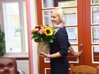 006 Helle Vendiga viimasel tööpäeval Sindi Avatud Noortekeskuses. Foto: Urmas Saard