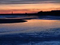 005 Iidetulede öö Pärnu keskrannas. Foto: Urmas Saard