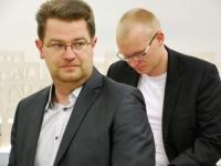 002 Marko Šorin. Investeerimiskoolitus Pärnu Koidula gümnaasiumis. Foto: Urmas Saard