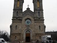 004 Iseseisvuspäeva oikumeeniline jumalateenistus Kaarli kirikus. Foto Urmas Saard