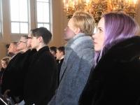 017 Iseseisvuspäeva oikumeeniline jumalateenistus Kaarli kirikus. Foto Urmas Saard