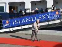 009 Island Sky teist korda Pärnus. Foto: Urmas Saard