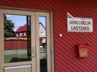 001 Jänesselja lasteaia IV laulu- ja tantsupidu. Foto: Urmas Saard