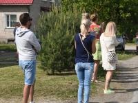 003 Jänesselja lasteaia IV laulu- ja tantsupidu. Foto: Urmas Saard