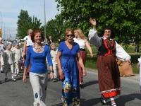 005 Jänesselja lasteaia IV laulu- ja tantsupidu. Foto: Urmas Saard