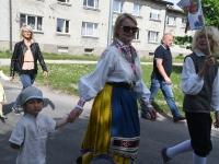 008 Jänesselja lasteaia IV laulu- ja tantsupidu. Foto: Urmas Saard