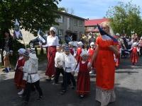 010 Jänesselja lasteaia IV laulu- ja tantsupidu. Foto: Urmas Saard