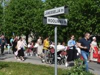 014 Jänesselja lasteaia IV laulu- ja tantsupidu. Foto: Urmas Saard