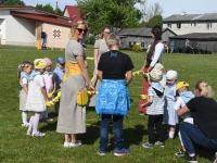 040 Jänesselja lasteaia IV laulu- ja tantsupidu. Foto: Urmas Saard