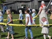 042 Jänesselja lasteaia IV laulu- ja tantsupidu. Foto: Urmas Saard
