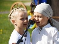 049 Jänesselja lasteaia IV laulu- ja tantsupidu. Foto: Urmas Saard