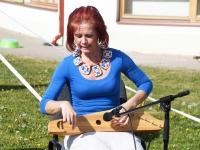 050 Jänesselja lasteaia IV laulu- ja tantsupidu. Foto: Urmas Saard