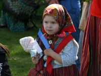 055 Jänesselja lasteaia IV laulu- ja tantsupidu. Foto: Urmas Saard