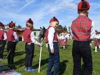 057 Jänesselja lasteaia IV laulu- ja tantsupidu. Foto: Urmas Saard