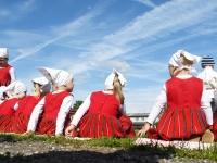059 Jänesselja lasteaia IV laulu- ja tantsupidu. Foto: Urmas Saard