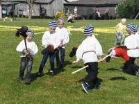 060 Jänesselja lasteaia IV laulu- ja tantsupidu. Foto: Urmas Saard