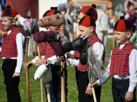 061 Jänesselja lasteaia IV laulu- ja tantsupidu. Foto: Urmas Saard