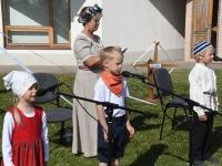 064 Jänesselja lasteaia IV laulu- ja tantsupidu. Foto: Urmas Saard