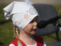 065 Jänesselja lasteaia IV laulu- ja tantsupidu. Foto: Urmas Saard