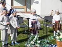 071 Jänesselja lasteaia IV laulu- ja tantsupidu. Foto: Urmas Saard