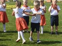 073 Jänesselja lasteaia IV laulu- ja tantsupidu. Foto: Urmas Saard