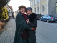 005 Jelena Välbest vändati Pärnus filmi. Foto: Urmas Saard