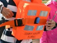 008 Jenny Kruse teeb lastekaitsepäeval tasuta lõbusõite. Foto: Urmas Saard