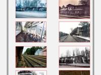 001 Jõgeva raudteejaamad läbi aegade: Fotod: Johannes Haav