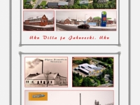 092 Jõgeva ettevõtluspiirkond Uku (jahu- ja villatööstus) ja Jõgeva piimaühistu ümbrus möödanikus ja kaasajal. Fotod: Johannes Haav