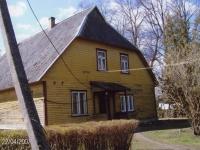 003 Johan Holbergi sünnimaja Eametsa külas. Foto: erakogu