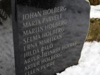 008 Vana-Pärnu kalmistul. Foto: Urmas Saard