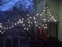 009 Jõuluaegse Sindi tänavatel. Foto: Urmas Saard