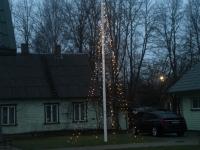 011 Jõuluaegse Sindi tänavatel. Foto: Urmas Saard