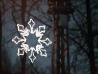 018 Jõuluaegse Sindi tänavatel. Foto: Urmas Saard